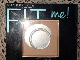 Maybelline Fit Me Matte And Poreless Powder pic 1-Perfect for daily use.-By rehab12