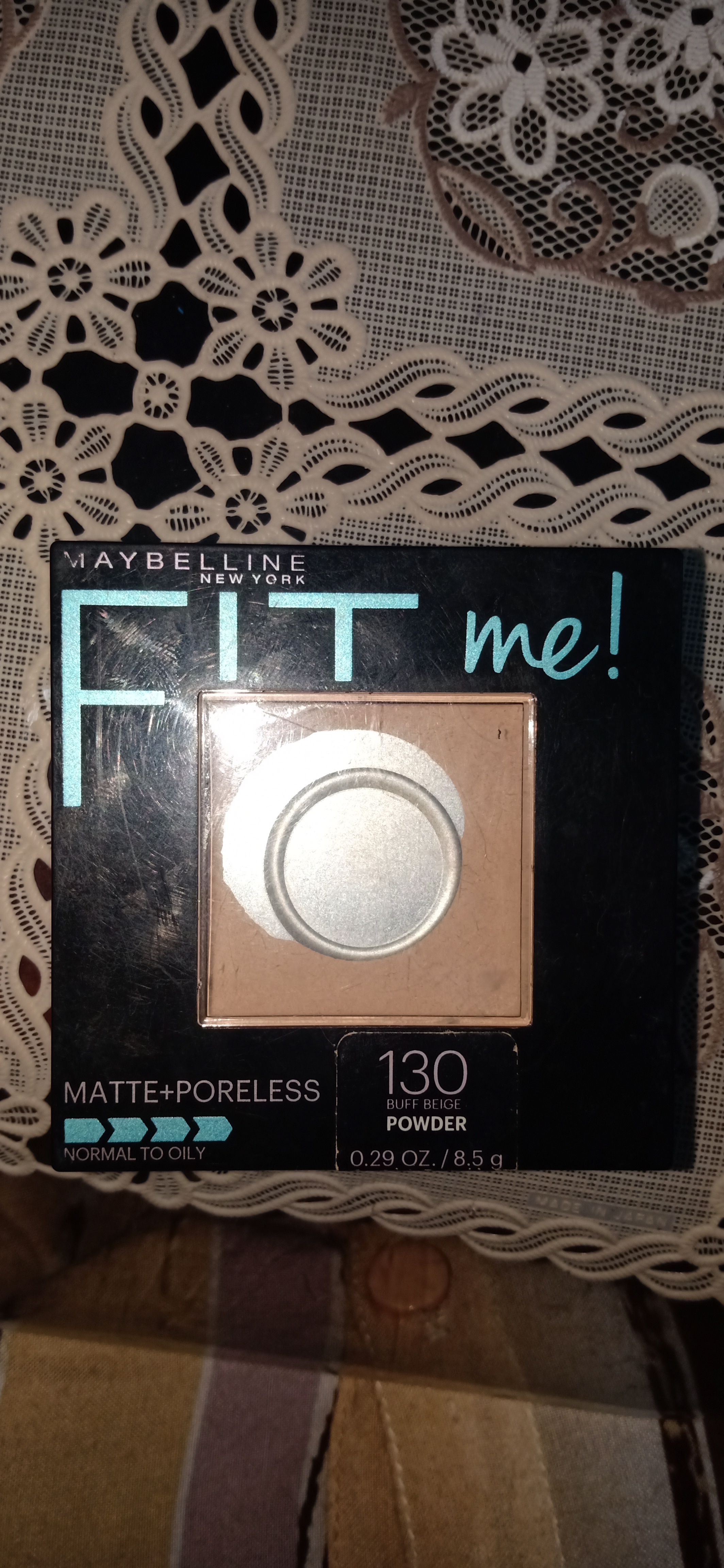 Maybelline Fit Me Matte And Poreless Powder-Perfect for daily use.-By rehab12-1