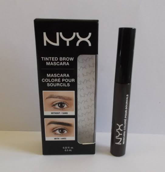 NYX Tinted Brow Mascara -Great-By pogostylecase
