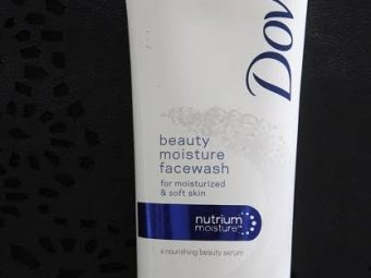 Dove Deep Pure Face Wash -Nice-By pogostylecase