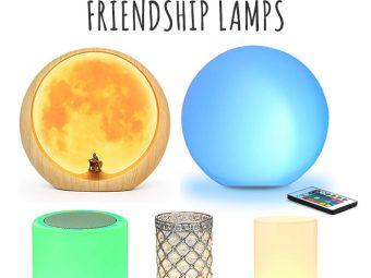 30 Best Long-Distance Friendship Lamps