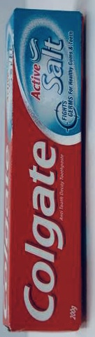 Colgate Active Salt Fight Germs Toothpaste-Salth toothpaste by colgate-By ritikajilka1991