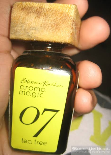 Aroma Magic Tea Tree Essential Oil-Great-By pogostylecase