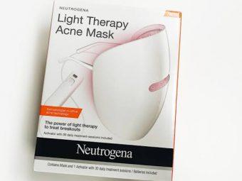 Neutrogena Light Therapy Acne Mask -Good results-By pogostylecase