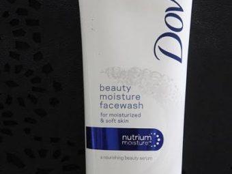 Dove Deep Pure Face Wash -Okayish-By pragya_sharma47