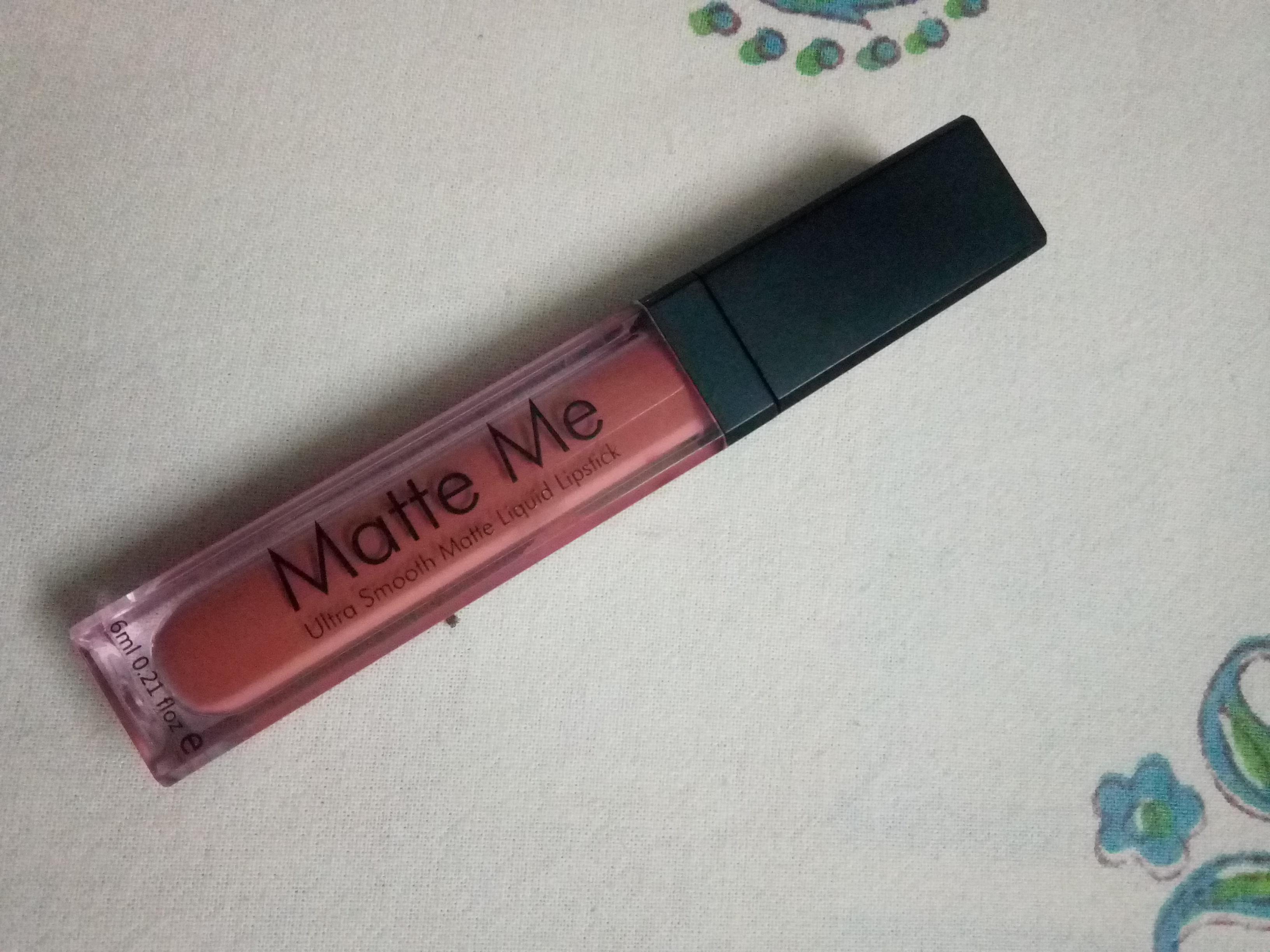 Incolor Matte Me Ultra Smooth Lip Cream-Incolor Matte Me Ultra Smooth Lip Cream-By aflyingsoul