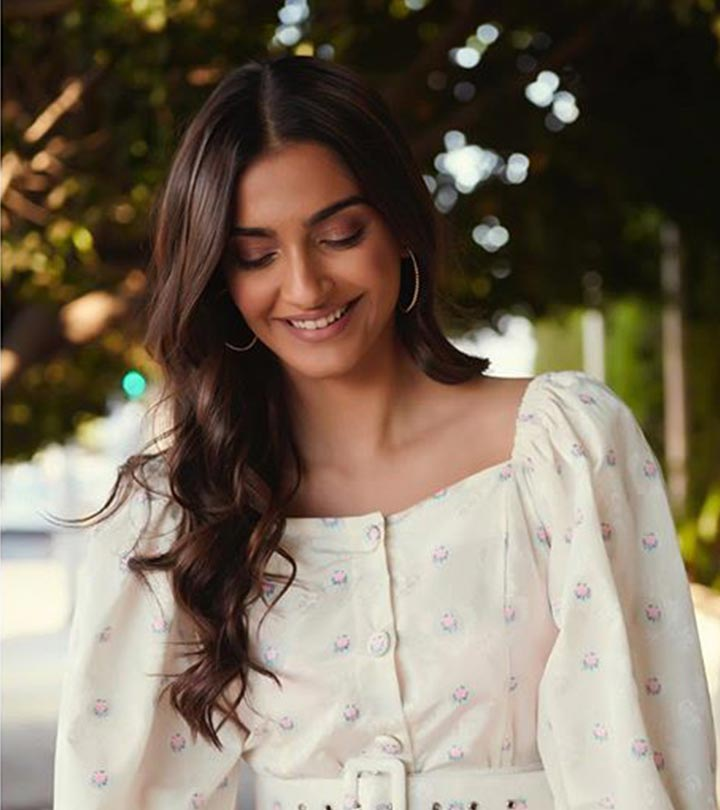 4 Looks We Absolutely Need To Own From Sonam Kapoor's Vacation Wardrobe