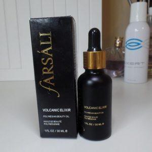 Farsali Volcanic Elixir Night time Beauty Oil -Farsali-By bushraa