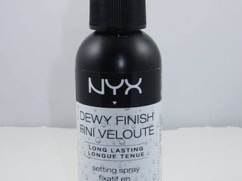 NYX Dewy Finish Setting Spray -Great fixer-By pogostylecase