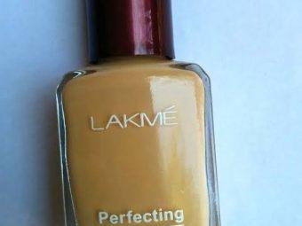 Lakme Perfecting Liquid Foundation -Okay-By pogostylecase