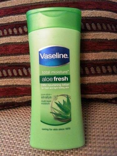 Vaseline Intensive Care Aloe Soothe Body Lotion-Nice product-By pogostylecase