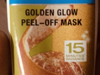 Everyuth Naturals Advanced Golden Glow Peel-off Mask -Old is gold-By ritikajilka1991