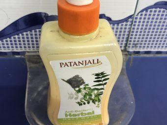 Patanjali Herbal Hand Wash -Natural hand cleanser-By poonam_kakkar