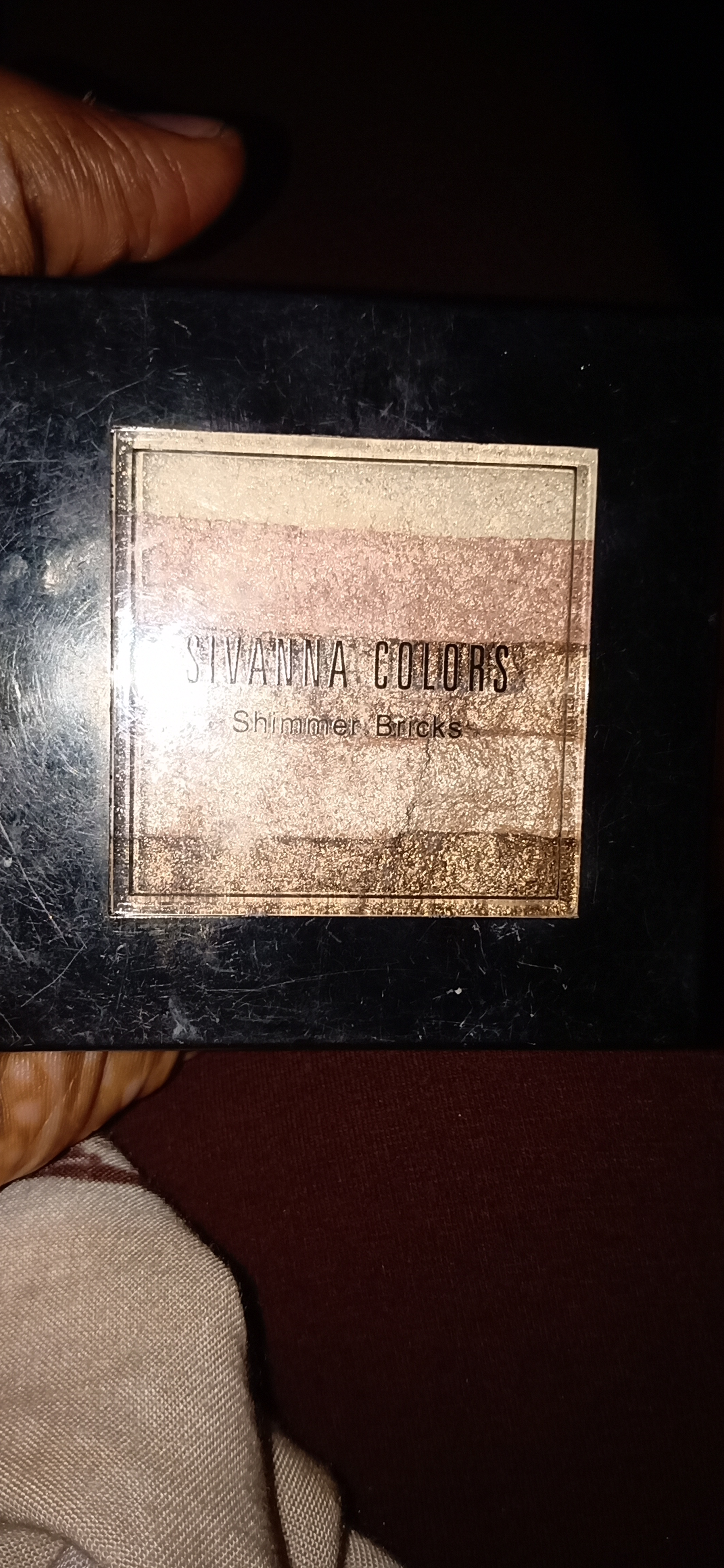 Sivanna Shimmer Highlighter-My favourite-By rehab12-3