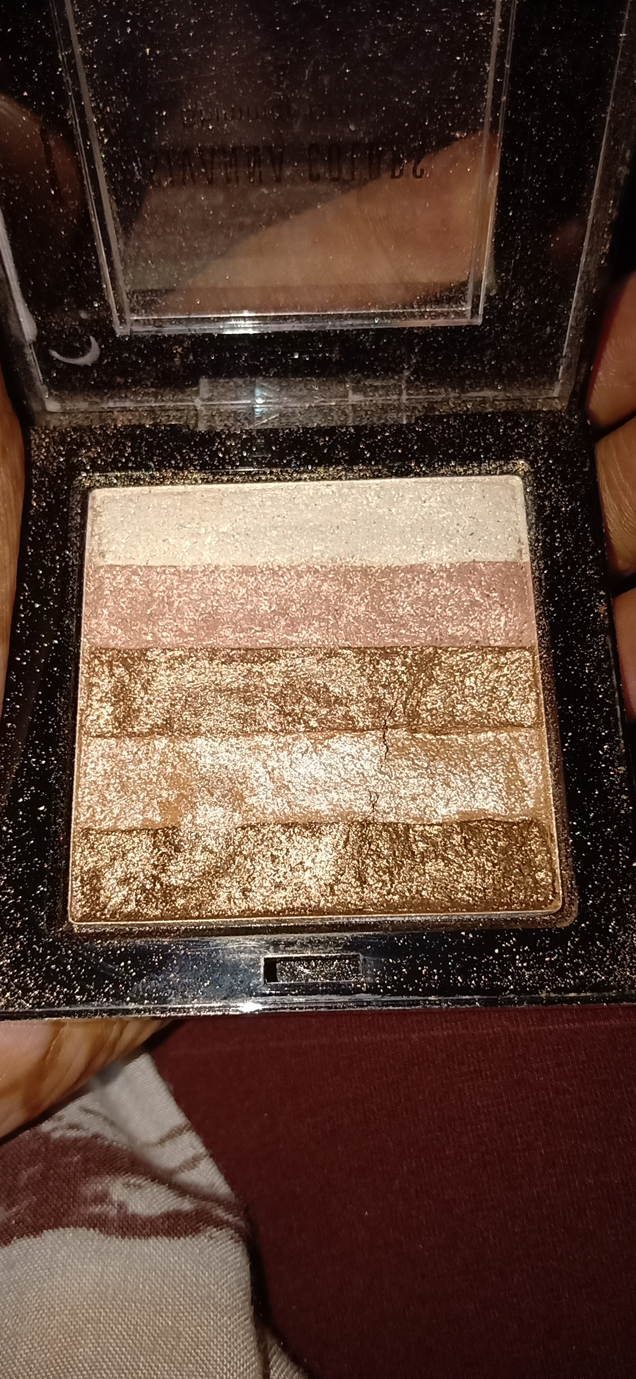 Sivanna Shimmer Highlighter-My favourite-By rehab12-2