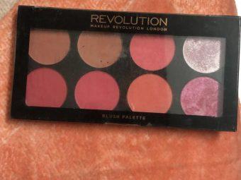 Makeup Revolution Blush Palette -Love this palette-By poonam_kakkar