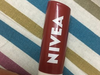 Nivea Original Care Lip Balm -Nivea pomegranate shine-By ritikajilka1991