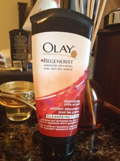 Olay Regenerist Detoxifying Pore Scrub Cleanser -Nice-By pogostylecase