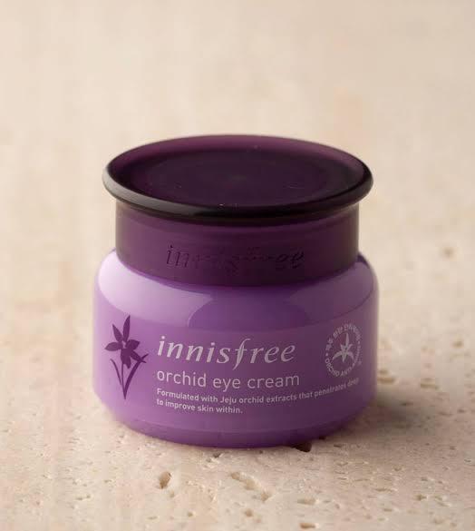 Innisfree Orchid Eye Cream-Good-By pogostylecase