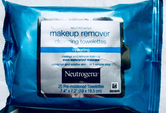 Neutrogena Makeup Remover Cleansing Towelettes-Removes makeup easily-By ritikajilka1991