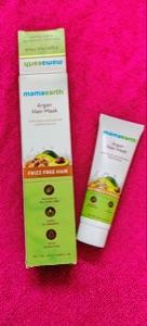 Mamaearth Argan Hair Mask-Awesome Hair mask-By poonam_kakkar