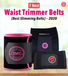 7 Best Waist Trimmer Belts (Best Slimming Belts) – 2021