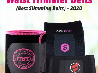 7 Best Waist Trimmer Belts (Best Slimming Belts) – 2020