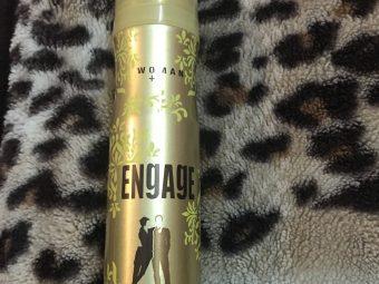 Engage Blush Deodorant For Women -Mild Deodorant-By poonam_kakkar
