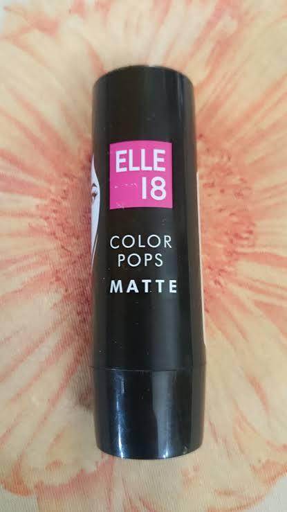 Elle 18 Color Pops Matte Lip Color-Really good-By pogostylecase
