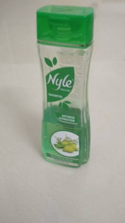 Nyle Dryness Hydration Shampoo-Good-By pogostylecase