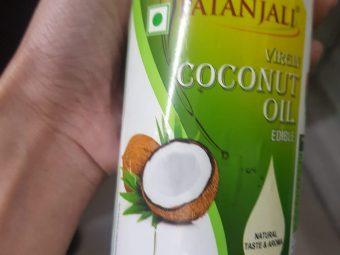 Patanjali Virgin Coconut Oil -Virgin coconut oil-By poonam_kakkar