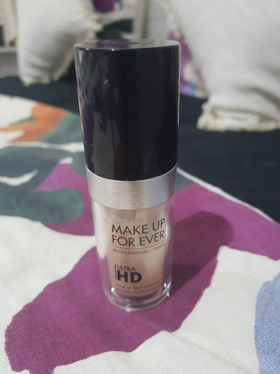 MAKE UP FOR EVER Ultra HD Invisible Cover Foundation -Awesome foundation-By poonam_kakkar