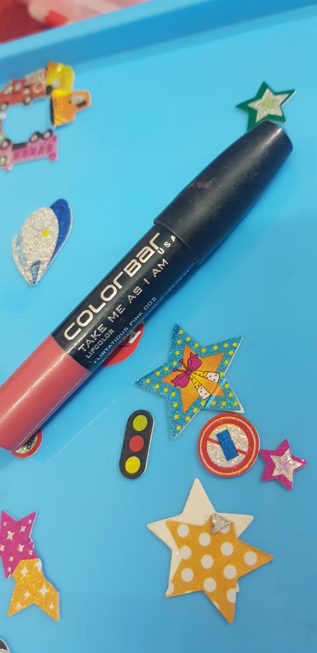 Colorbar Take Me As I Am Lipstick -Lip glider-By poonam_kakkar