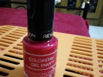 Revlon Colorstay Gel Envy Longwear Nail Enamel -Long lasting Nail paint-By poonam_kakkar