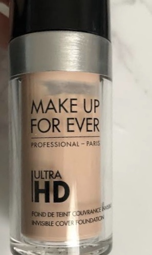 MAKE UP FOR EVER Ultra HD Invisible Cover Foundation -No marks-By ritikajilka1991