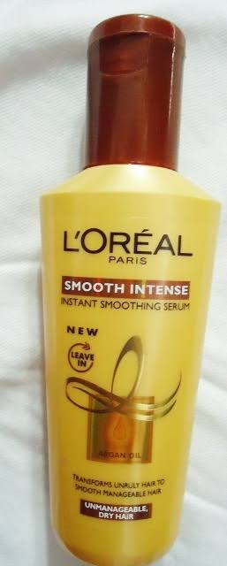 L'Oreal Paris Smooth Intense Instant Smoothing Serum -Nice-By pogostylecase
