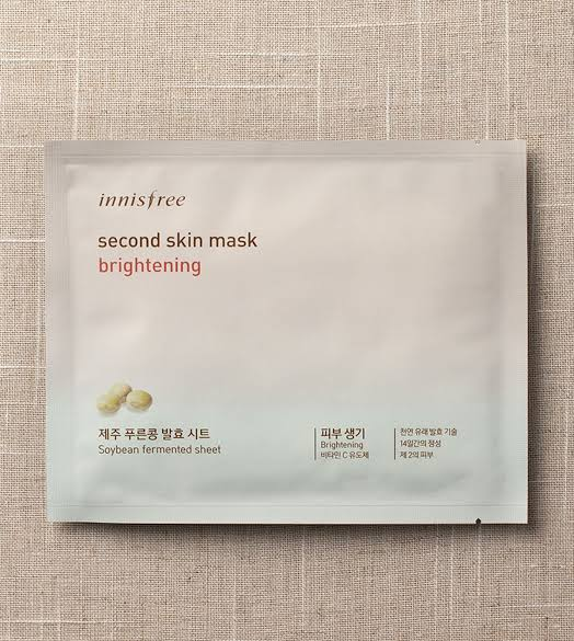 innisfree Second Skin Mask Moisturizing-Hydrating-By pogostylecase