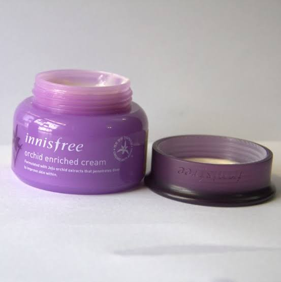 Innisfree Orchid Enriched Cream-Good-By pogostylecase