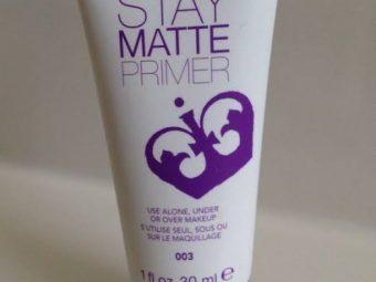 Rimmel Stay Matte Primer -Good-By pogostylecase