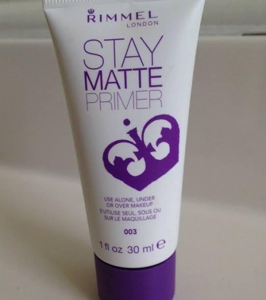 Rimmel Stay Matte Primer-Good-By pogostylecase