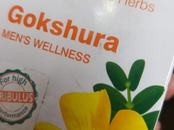 Himalaya Wellness Pure Herbs Gokshura -Good medicine-By poonam_kakkar