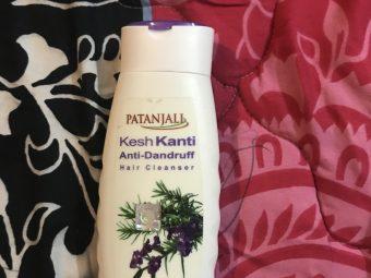 Patanjali Kesh Kanti Anti-Dandruff Hair Cleanser -Anti dandruff shampoo-By poonam_kakkar