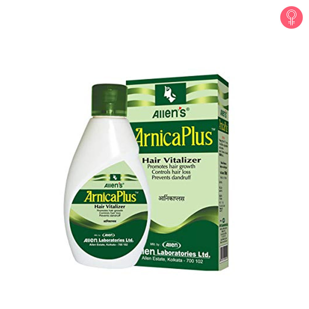 Allen's Arnica Plus Hair Vitalizer