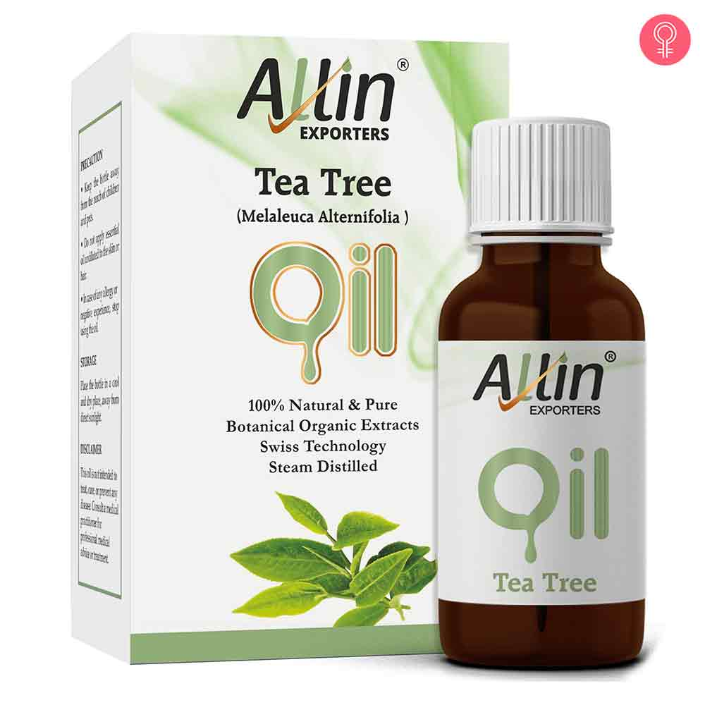Allin Exporters Tea Tree Essential Oil