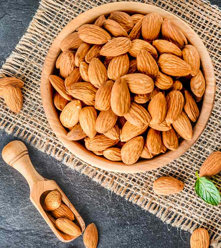 Almond Benefits and Side Effects in Hindi