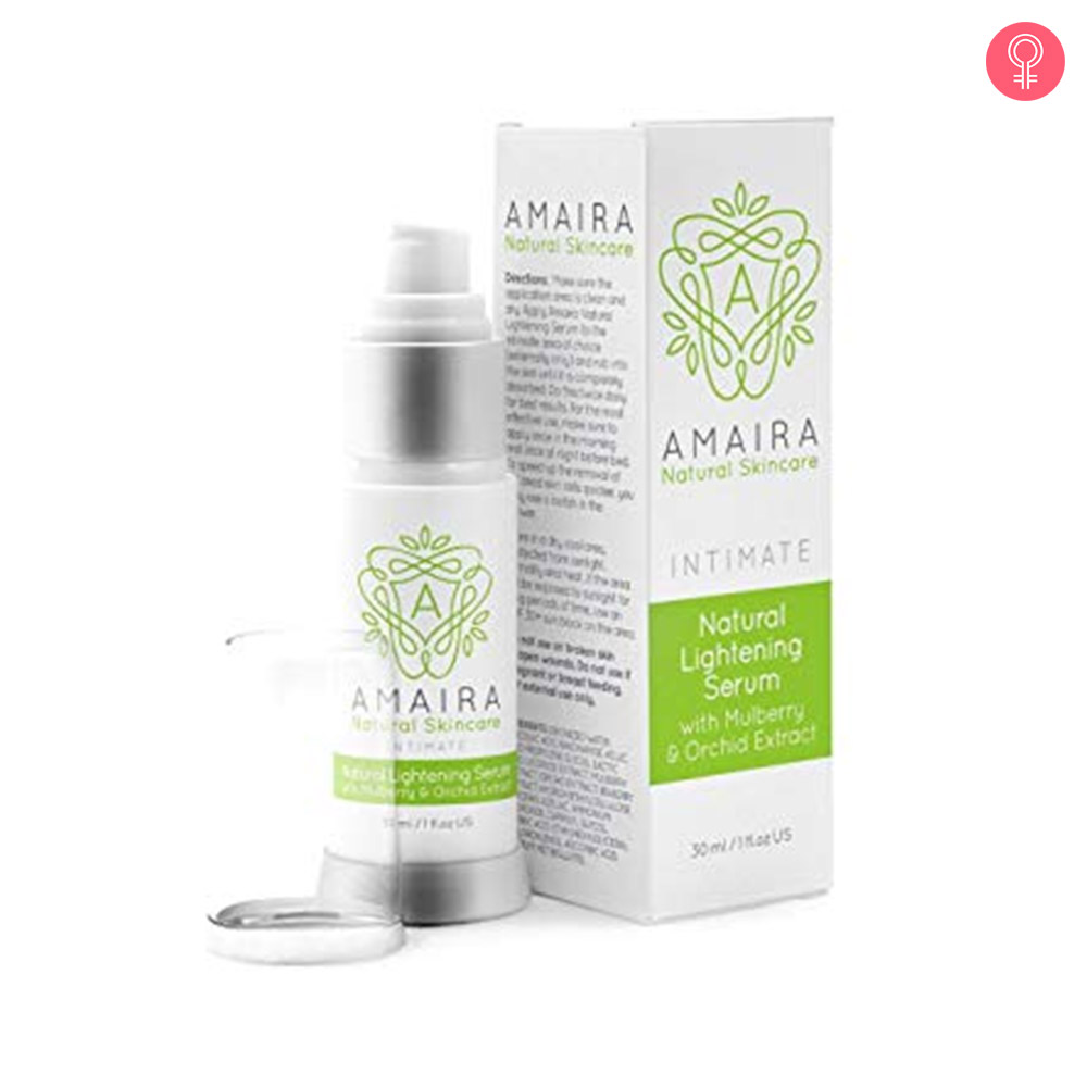 Amaira Natural Skincare Intimate Lightening Serum