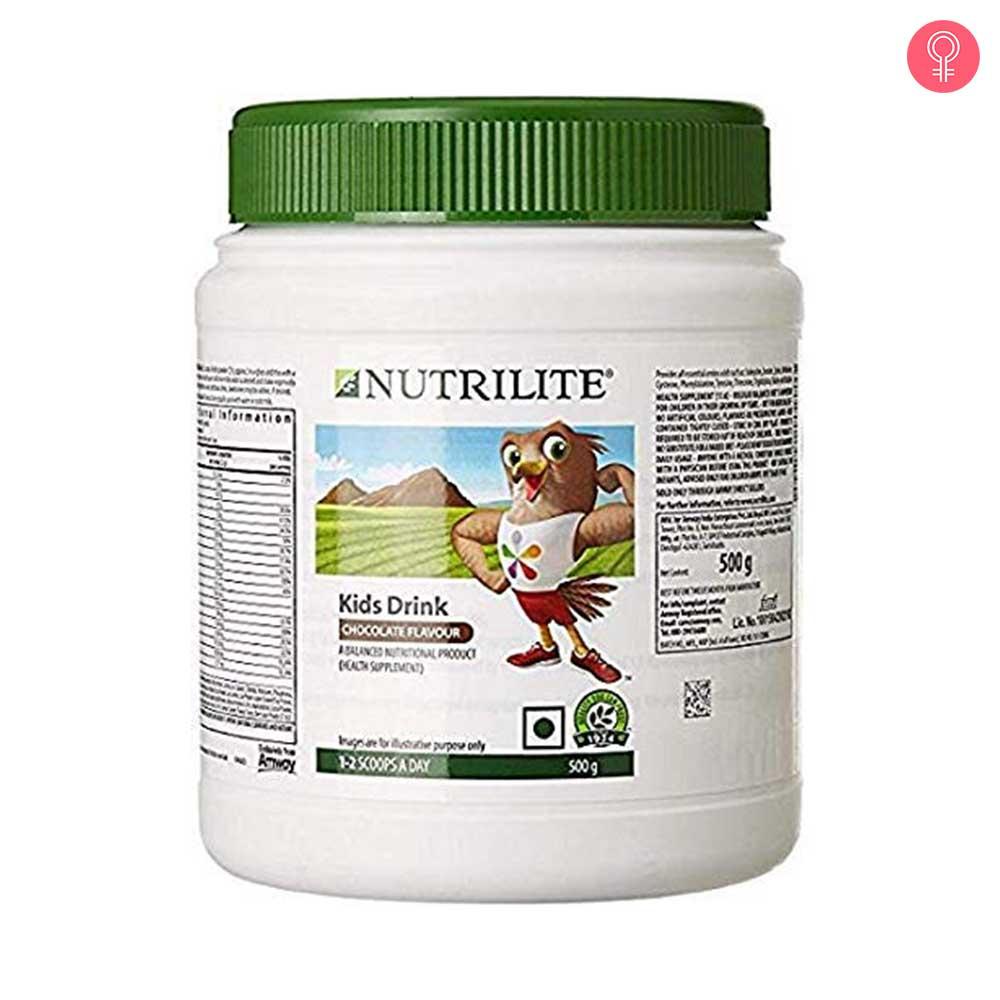 Amway Nutrilite Kids Drink Chocolate Flavour