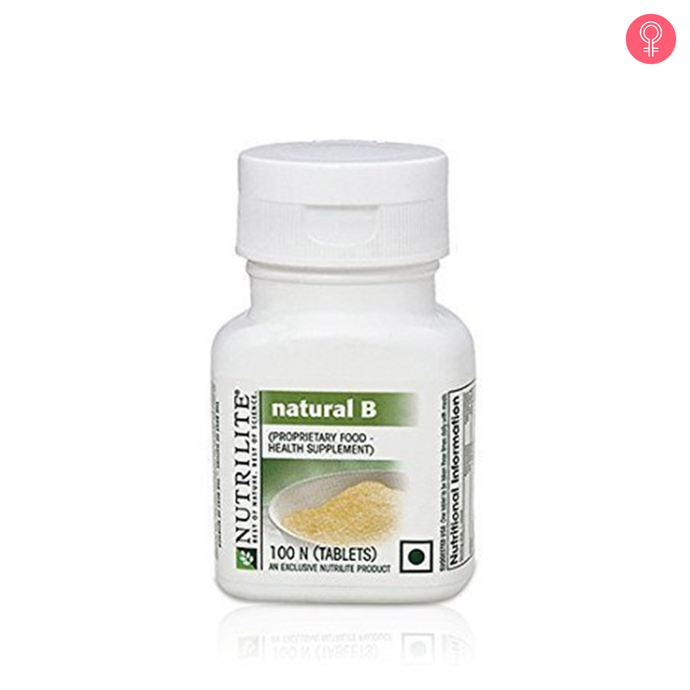Amway Nutrilite Natural B Tablets
