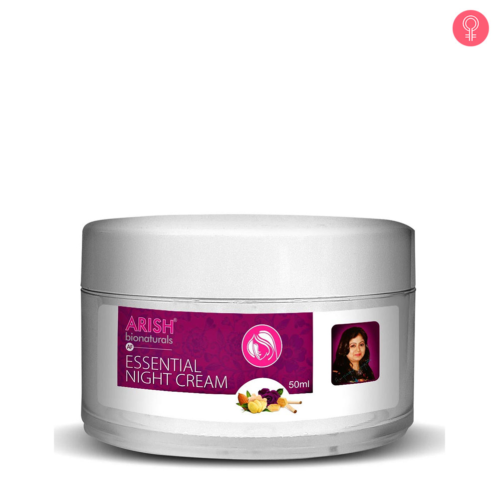 Arish Essential Night Cream