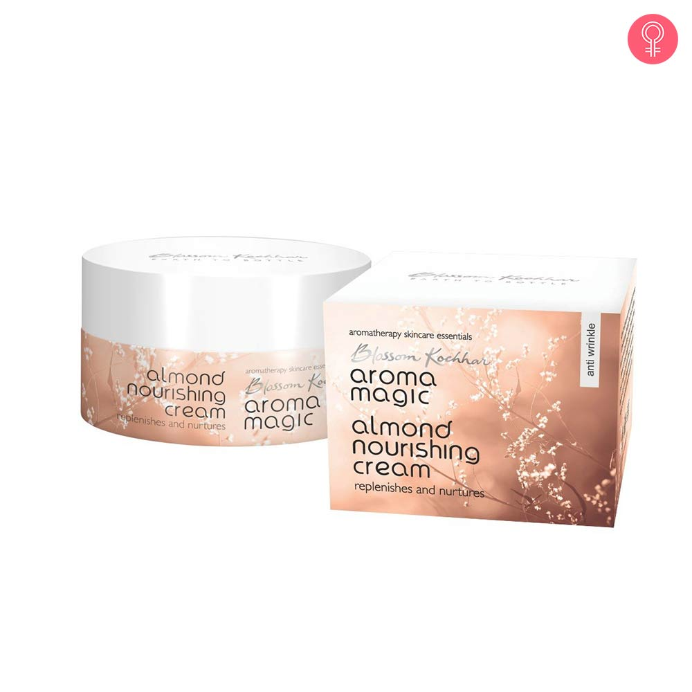 Aroma Magic Almond Nourishing Cream